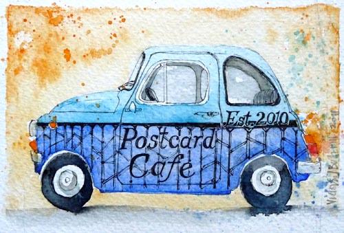 postcard-cafe-fiat-500