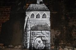 2. Smoke Shrines by Phlegm. Sheffield 2012