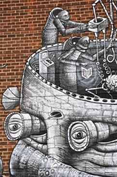 8. Phlegm Robot, Sheffield 2012