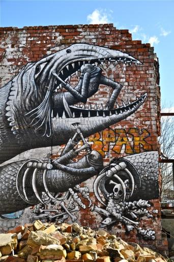 10. Phlegm Beast. Sheffield 2012