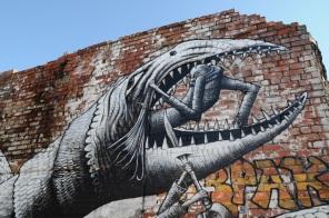 5. Phlegm Beast. Sheffield 2012