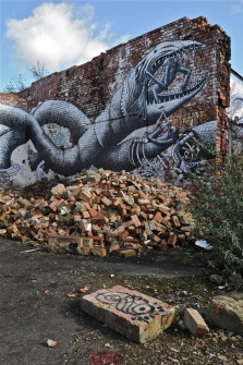 12. Phlegm Beast. Sheffield 2012