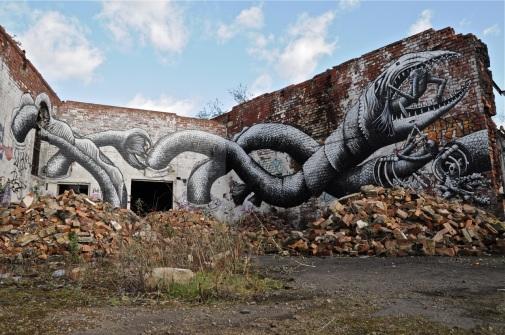 3. Phlegm Beast. Sheffield 2012
