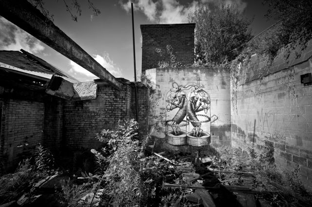 1. Isolated Together.  Phlegm.  Sheffield 2012