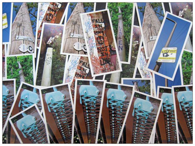 3. Fall In Love Postcard Set
