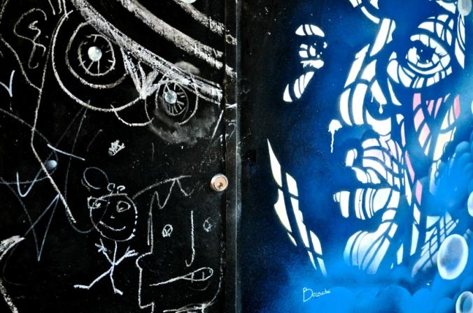 Bousche x Unknown.  Sheffield 2012