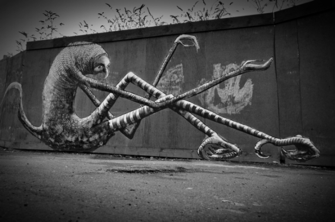 Phlegm. Sheffield December 2012