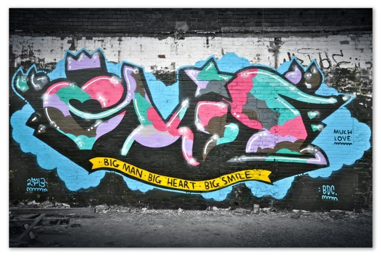 Okie Dulo Tribute by Kid Acne Sheffield 2013