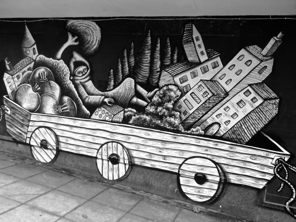 Phlegm Sheffield 2009