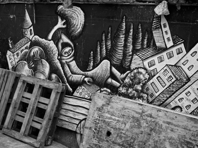 Phlegm Building Works Sheffield 30.3.13