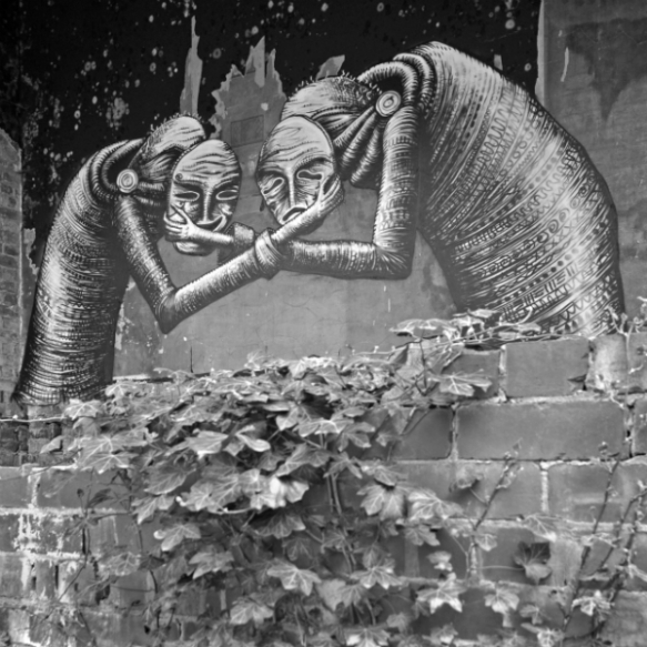 2. Comedy and Tragedy.  Phlegm.  Sheffield May 2013