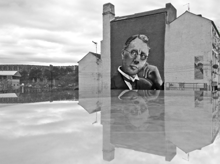Harry Brearley by Faunagrapic Sheffield May 2013