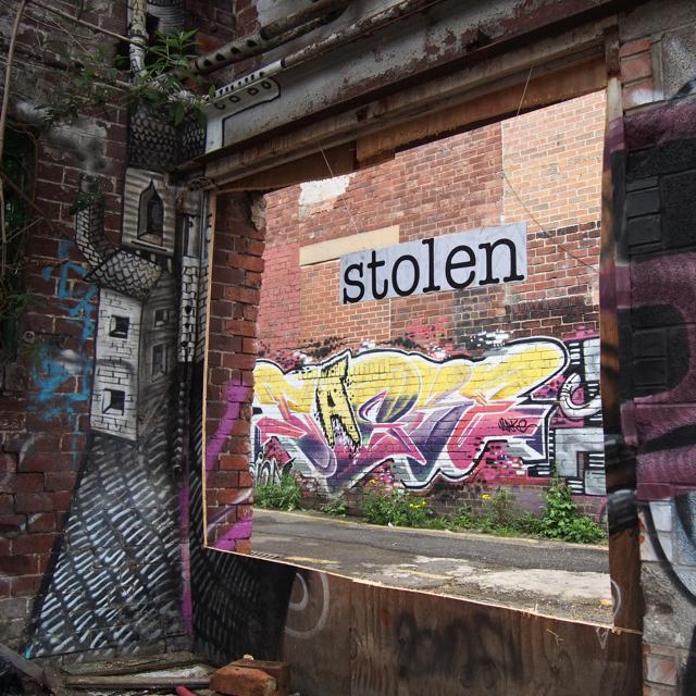 1. Stolen.  Phlegm Sheffield
