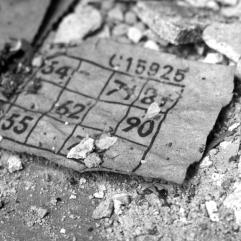 3. Attercliffe Radical Club Bingo Card. Sheffield 2013