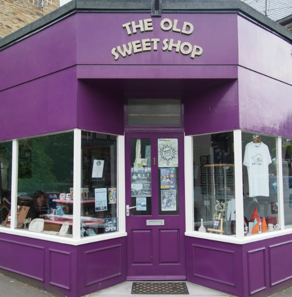 The Old Sweet Shop Sheffield