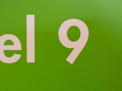 Number Nine. Sheffield 2013
