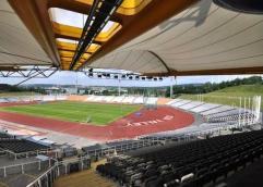 1. Don Valley Stadium. Sheffield