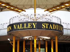 3. Don Valley Stadium. Sheffield