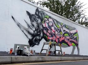 10 Black Rhino Sheffield 2013