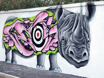 6. Black Rhino Sheffield 2013