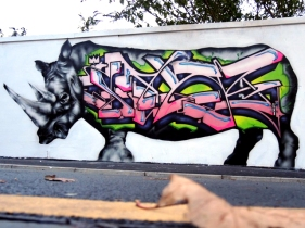 2. Black Rhino Sheffield 2013
