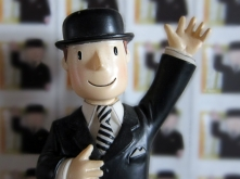 Mr Benn & Mr Benn Stamps