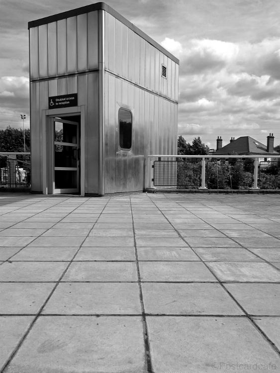 Lift - Don Valley Stadium Sheffield 2013