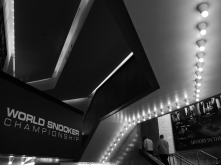 7. Snooker World Championship 2014 - People