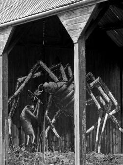 7. Spider by Phlegm, Sheffield - January 2015