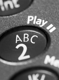 3. Telephone Answering Machine