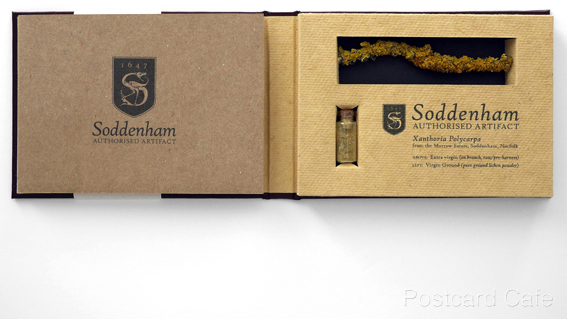 3. Soddenham - Limited Edition Authorised Artifact
