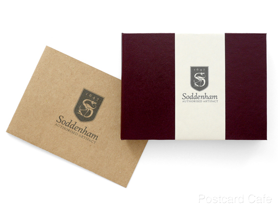 1. Soddenham - Limited Edition Authorised Artifact