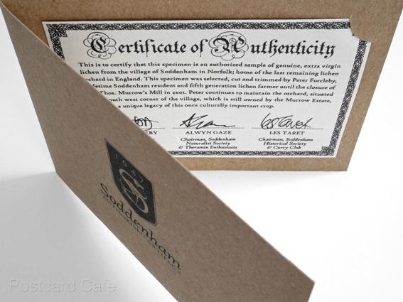8. Soddenham - Limited Edition Authorised Artifact