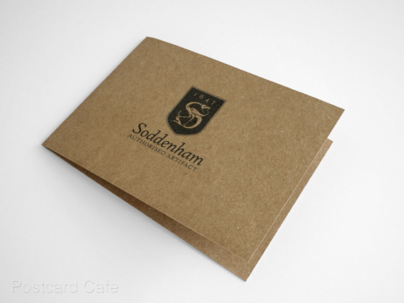 7. Soddenham - Limited Edition Authorised Artifact