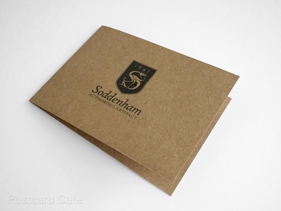7. Soddenham - Limited Edition Authorised Artifact