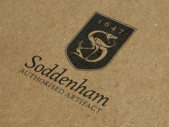 10. Soddenham - Limited Edition Authorised Artifact