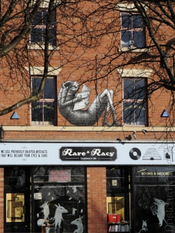 3. Phlegm | Rare & Racy, Devonshire Street, Sheffield - 2015
