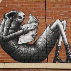 7. Phlegm   Rare & Racy, Devonshire Street, Sheffield - 2015