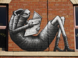 7. Phlegm | Rare & Racy, Devonshire Street, Sheffield - 2015