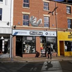 1. Phlegm   Rare & Racy, Devonshire Street, Sheffield - 2015