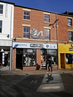 1. Phlegm | Rare & Racy, Devonshire Street, Sheffield - 2015