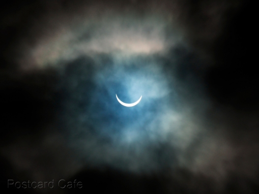 4. Solar Eclipse - Peak District - 20 March 2015