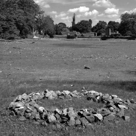1. Abbeydale Industrial Hamlet Mill Pond - Stone Circle