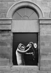 Phlegm at Wicker Arches Sheffield 2010