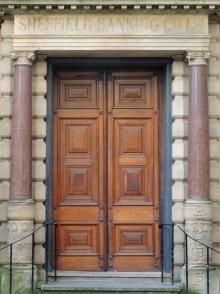 12. Sheffield Banking Company Limited, George Street Sheffield