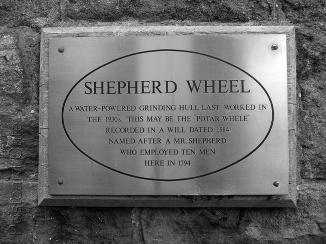 13. Shepherd Wheel - Porter Valley - Sheffield