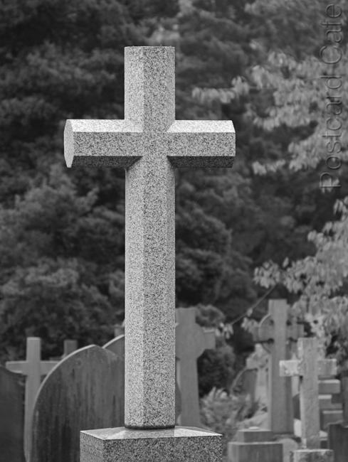 Cemetery Cross Sheffield All Saints Church 18102015