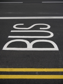 7. Road Markings | Sheffield | October 2016 | © Postcard Cafe