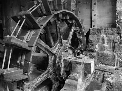 3. Wortley Top Forge 2017 | Water Wheel | © Postcard Cafe | SP1030140E