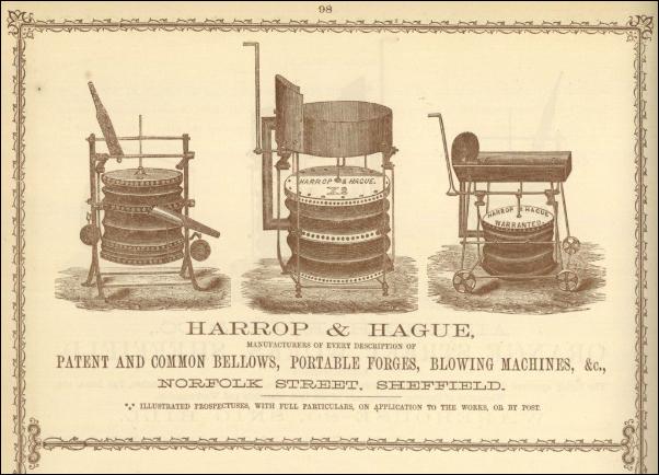 Harrop and Hague | Norfolk Street Sheffield